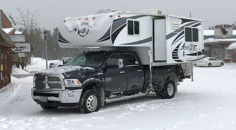 Introducing Stablecamper A New Truck Camper Gear Company New