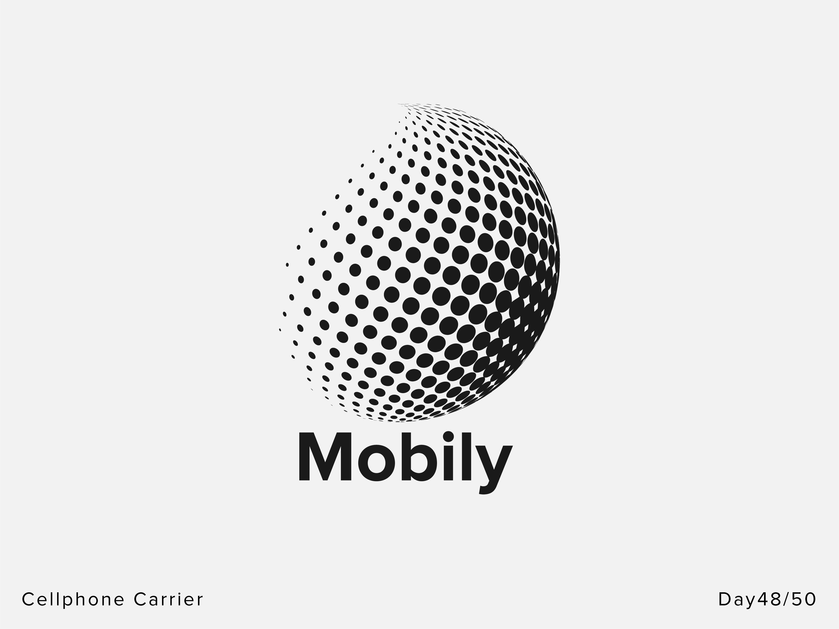 Cellphone Carrier Day 48 Daily Logo Challenge Cell Phone Carriers Logos