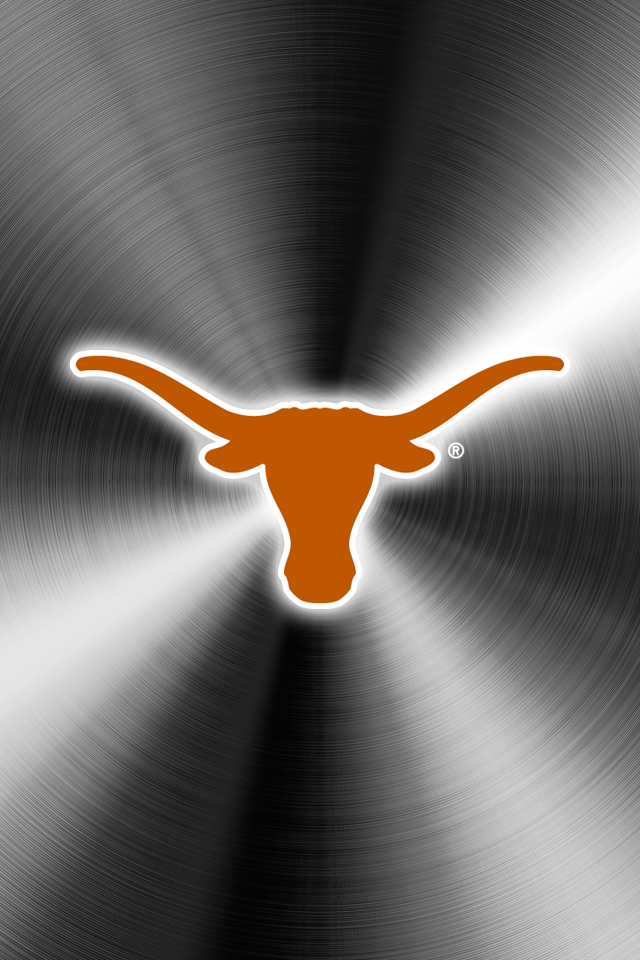 Get A Set Of 24 Officially Ncaa Licensed Texas Longhorns Iphone Wallpapers Sized Precisely For An Texas Longhorns Texas Longhorns Football Texas Longhorns Logo