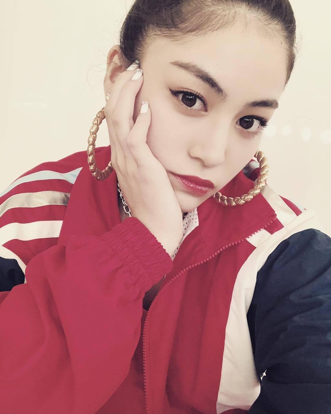 楓 e girls x2f happiness on instagram girl model japanese culture