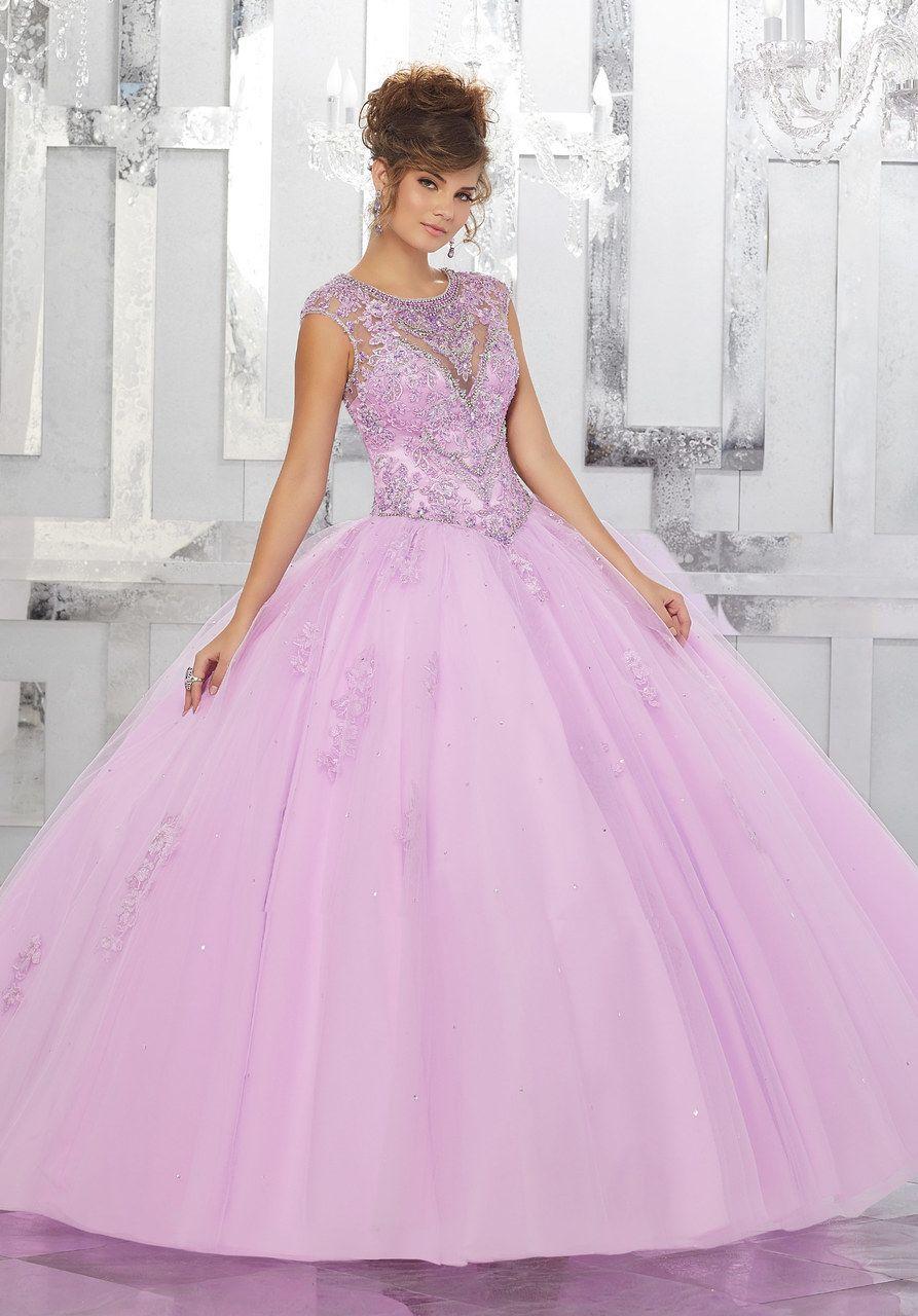 Magnífico Vestido De Novia De La Princesa Lee Mori Fotos - Colección ...