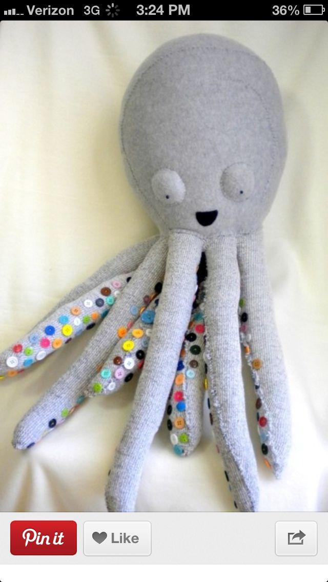 Toy  octopus