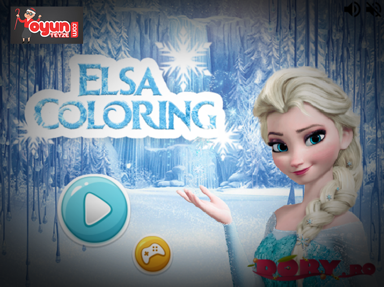 Elsa Boyama Oyunu Oynayarak Hem Keyifli Zaman Gecirebilir Hem De Elsa Prensesin Resmini Renklendirebilirsin Http Www Oyunteyze Com Olaf Ve Els Olaf Elsa Oyun