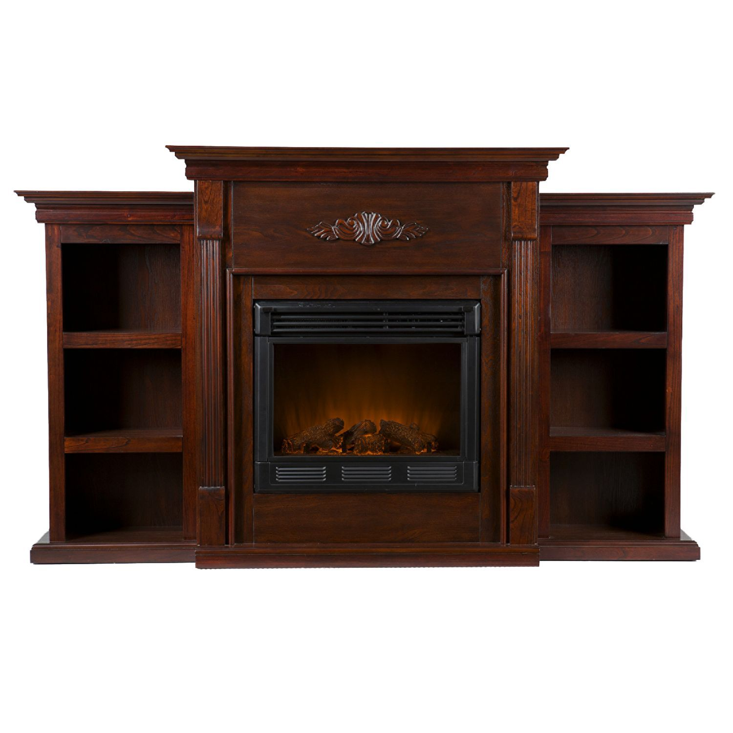 Emerson Electric Fireplace Choose Color Best Electric