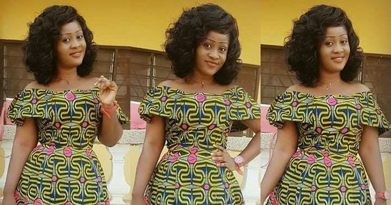 Creative and Stunning Ankara Short Gowns for Beautiful Ladies ...