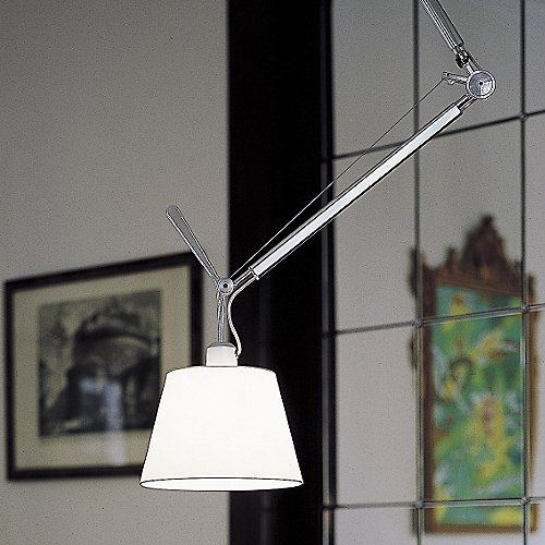 Tolomeo 17 Off Center Suspension Electrical Fixtures Pendant Lighting Lamp