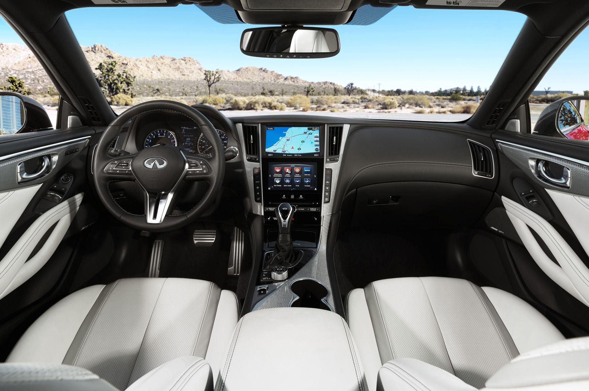 2017 Infiniti Q60 Coupe Interior Jpg Imagen Jpeg 2048 1360