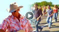 Alan Jackson S Good Time Line Dance Instruction Video Danca
