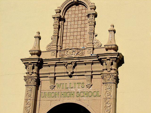 Willits High School | Flickr - Photo Sharing!