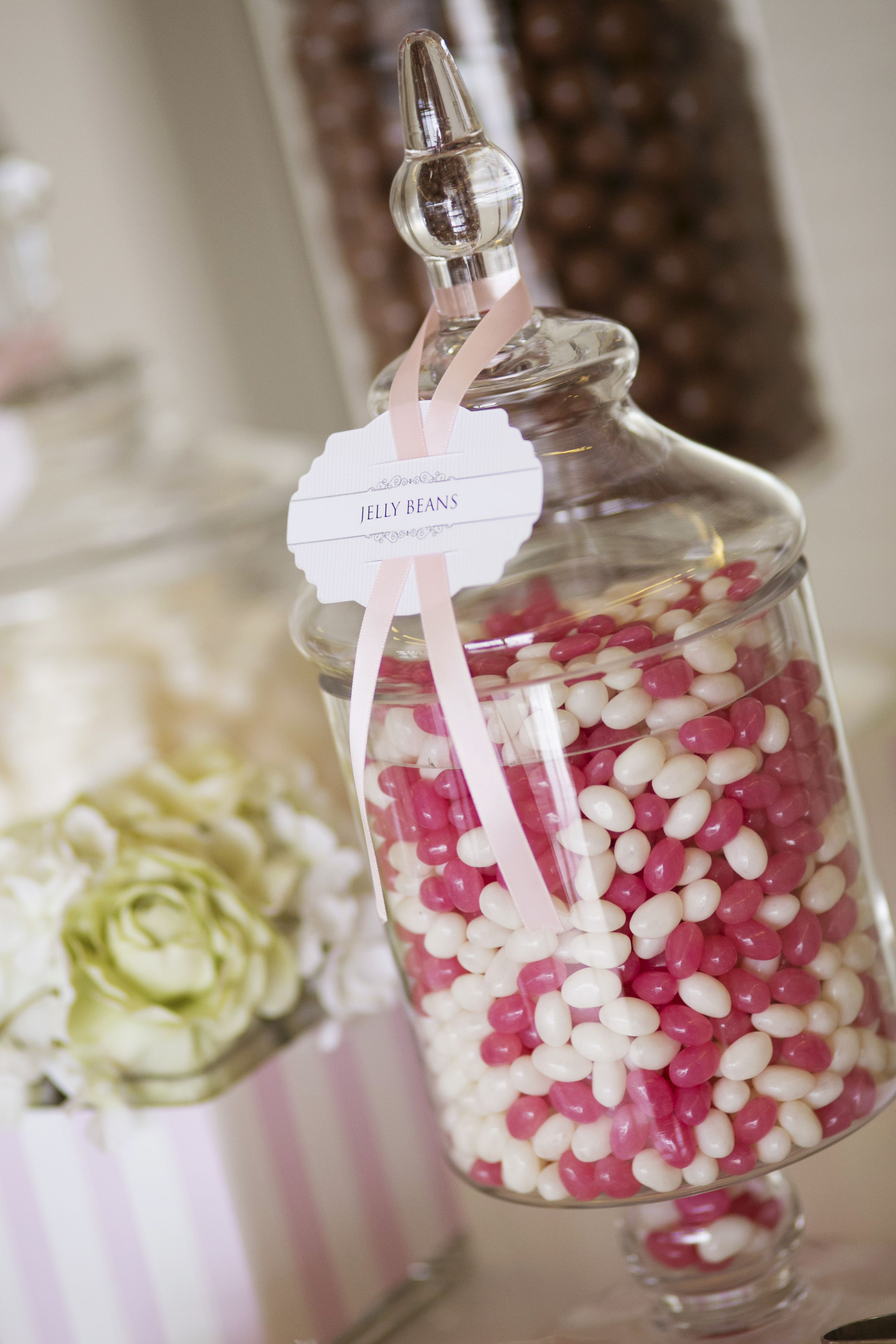 Jellybean 1 of sweet on wedding dessert table | itakeyou.co.uk