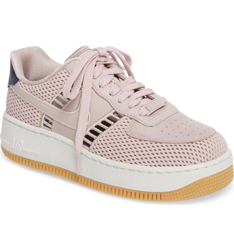 Nike Air Force 1 Upstep SI Mesh Sneaker
