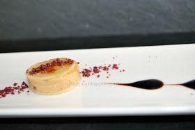 fresa & pimienta: Bocado de foie y Granny Smith