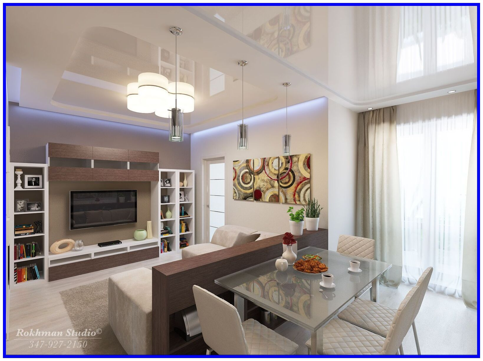 32 Reference Of Kitchen Dining Room Combo Layout Narrow Rusti