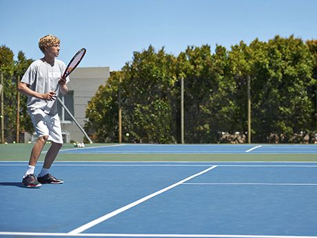Drill Of The Week Tennis Split Step For Kids Tennis Kids Tennis Tennis Drills