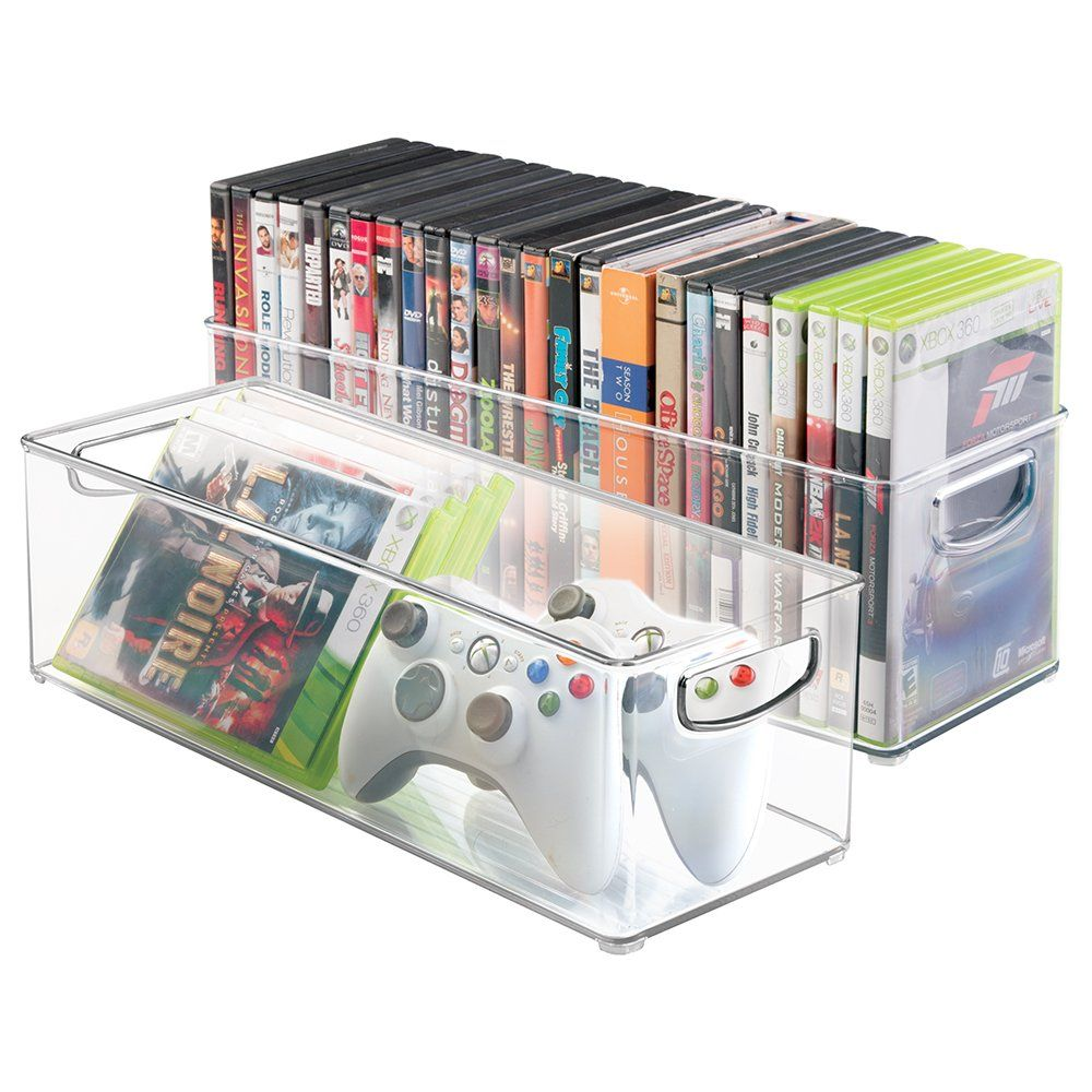 How to Organize Video Game Clutter | Video game storage ...