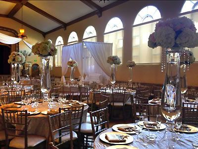 San Jose Womans Club Downtown Wedding Venues Reception 95112