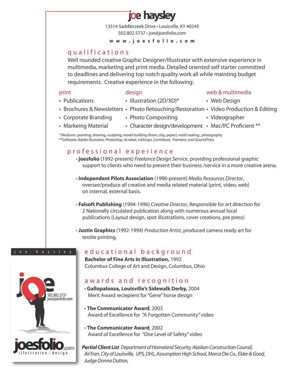 video editor resume Google Search Sample resume