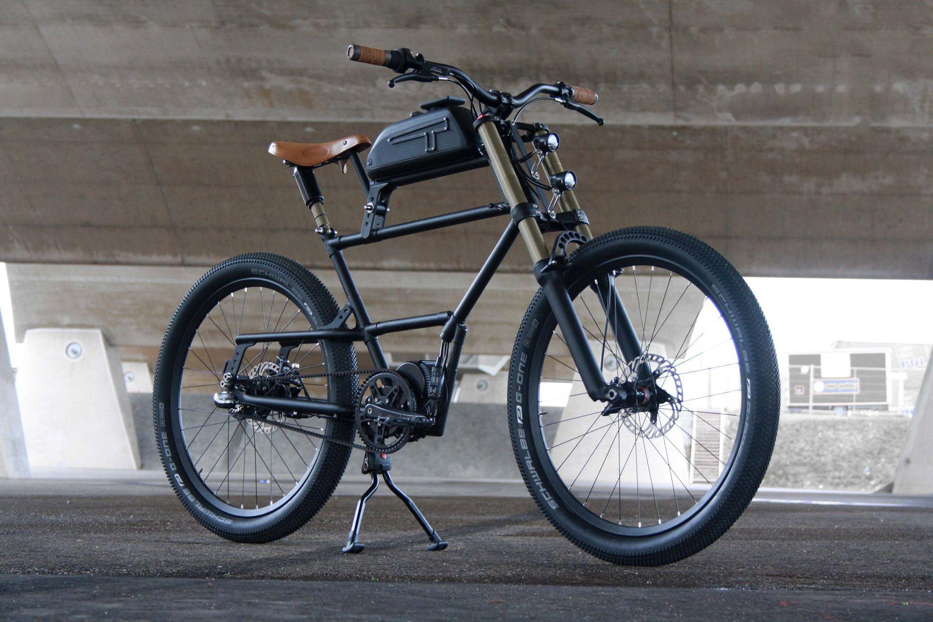 Timmermans Fietsen Scrambler Ebike Electric Bicycle Scrambler