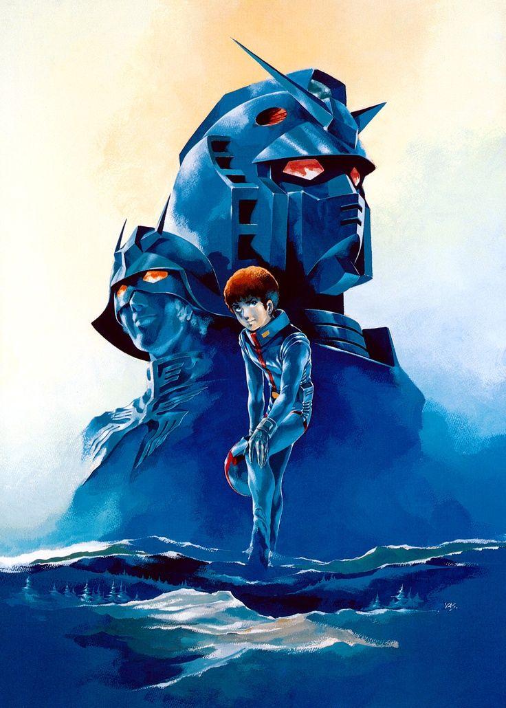 Mobile suit Gundam (1979) Gundam art, Gundam, Anime