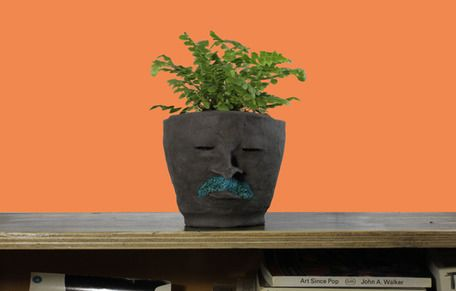 Handmade Ceramic Planter X Kim Jaeger, Third Drawer Down