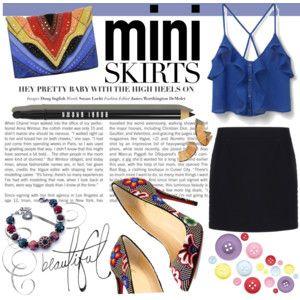Mini Me: Cute Skirts