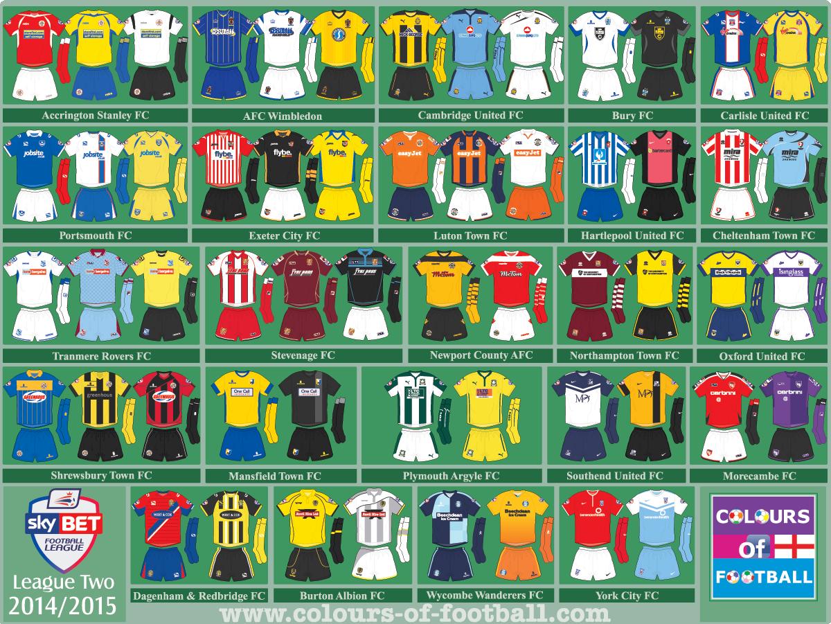 FuГџball England League Two