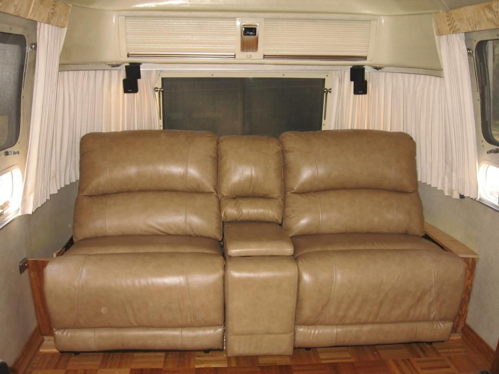 Sofa Is Uncomfortable Airstream Forums Bathroom Ideas