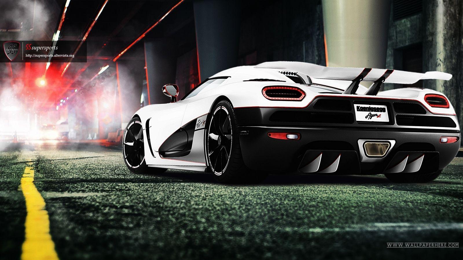 1600x900 Koenigsegg Agera R Wallpaper Download Coches