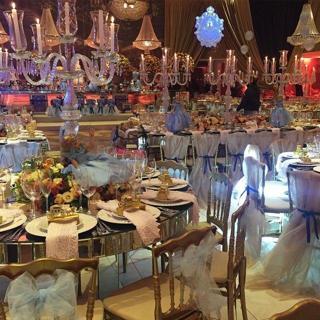 cinderela 2015 festa by   https://instagram.com/renatavarandas/