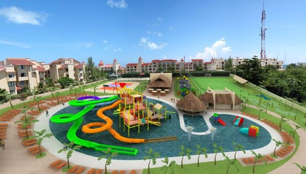 All Ritmo Cancun Resort And Water Park All Inclusive Places I
