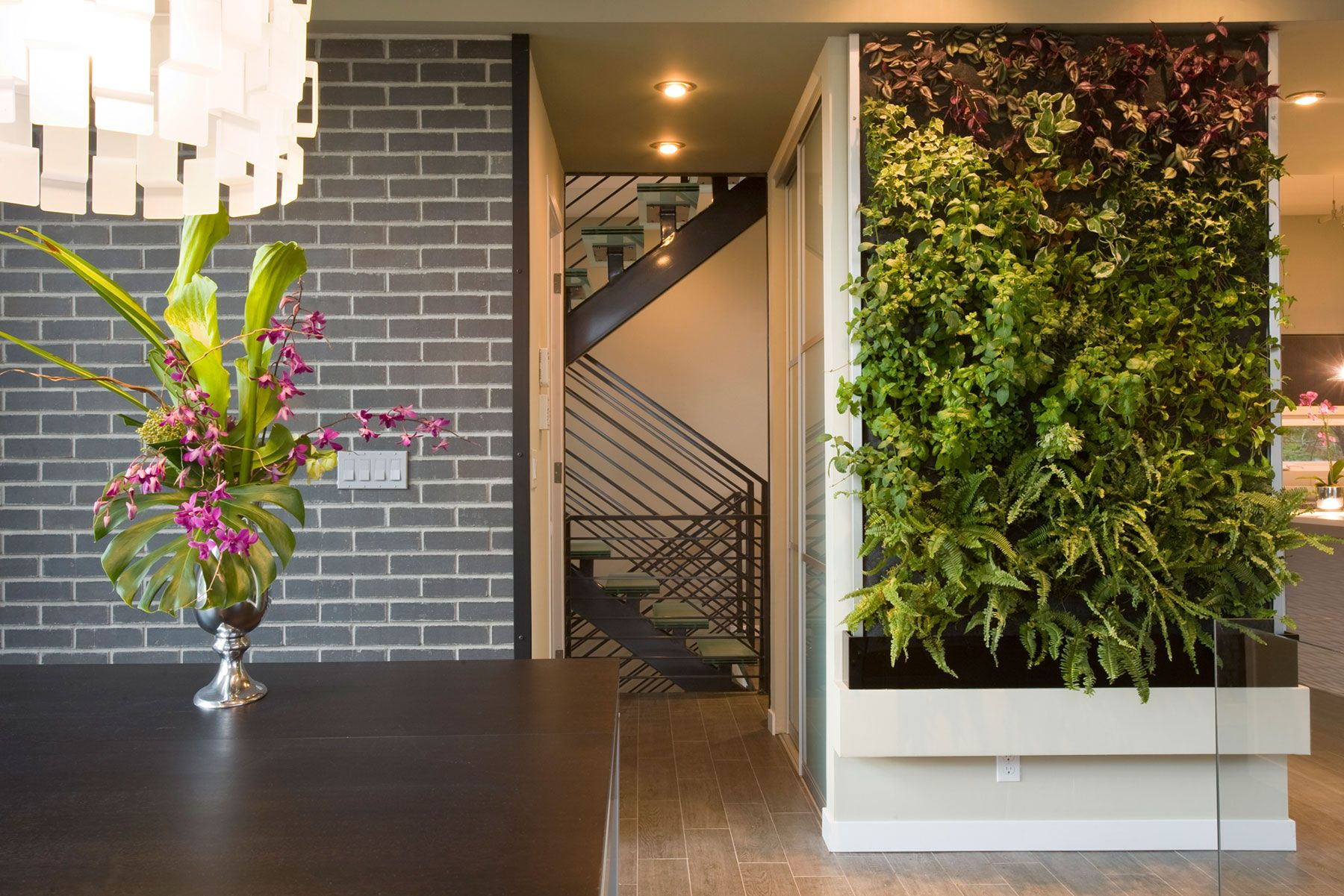 Image result for living walls in kitchen | My future DR paradise ...