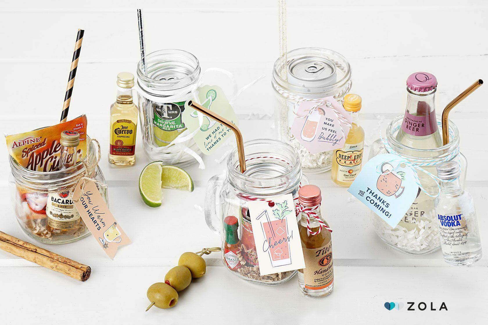 DIY Mason Jar Cocktail Kits Your Guests Will Adore Mason