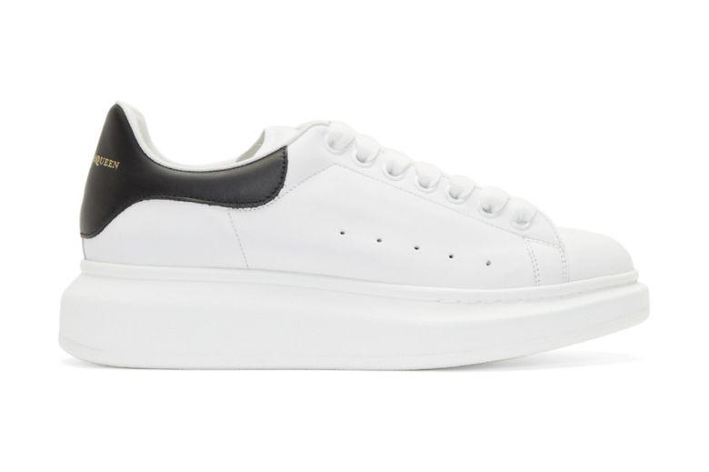 a45a2a529ff3 Alexander McQueen 2015 Summer Sneakers in 2019   WEAR   Pinterest ...