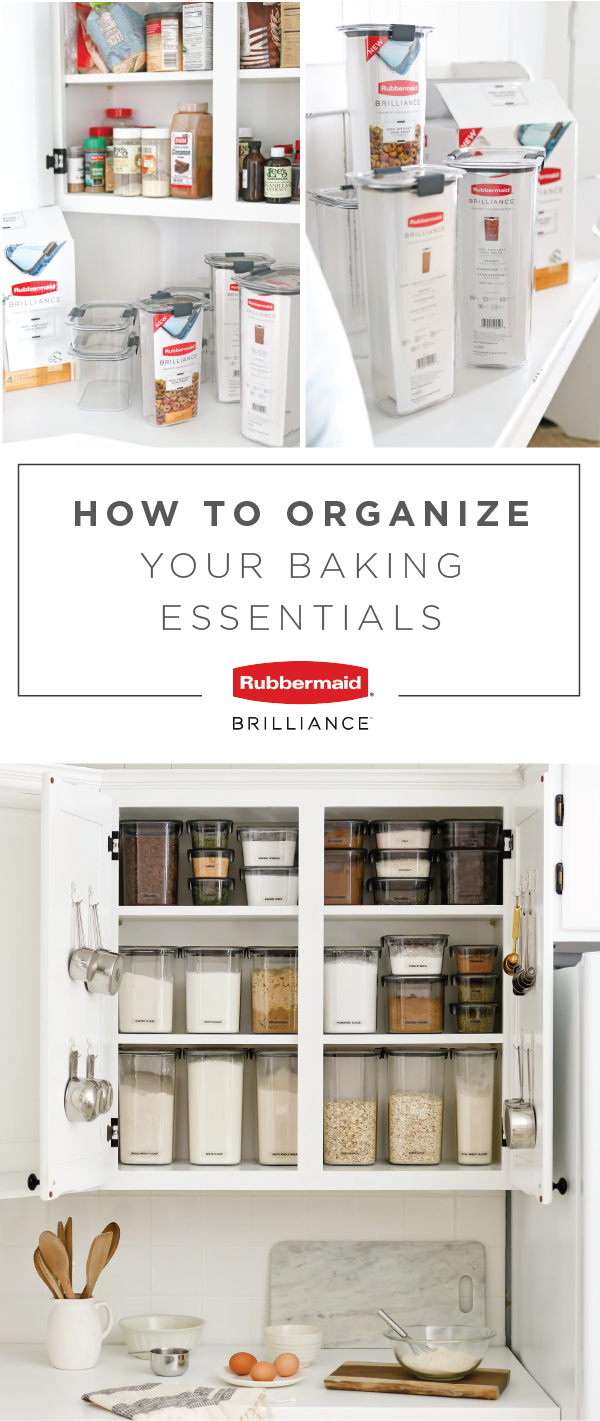 Baking Cupboard Organization Pantry Storage Containers Pantry