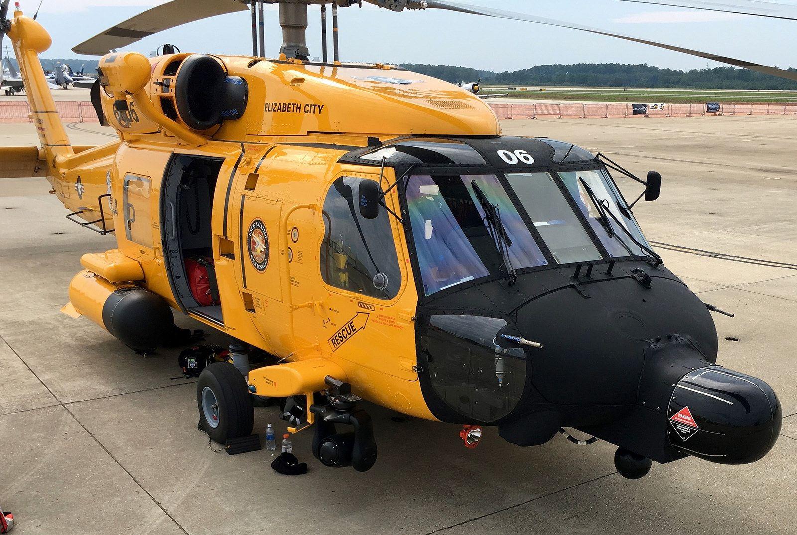 6006 MH-60T US Coast Guard   Aircrafts   Coast guard