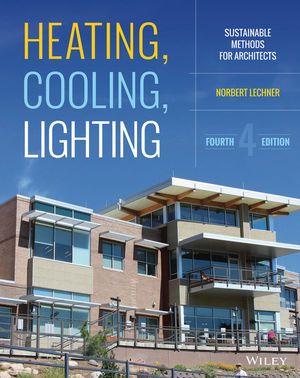 Lechner Heating Cooling Lighting Sustainable Design Methods