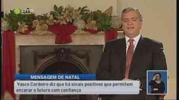 Telejornal Açores de 24 Dez 2015 - RTP Play - RTP