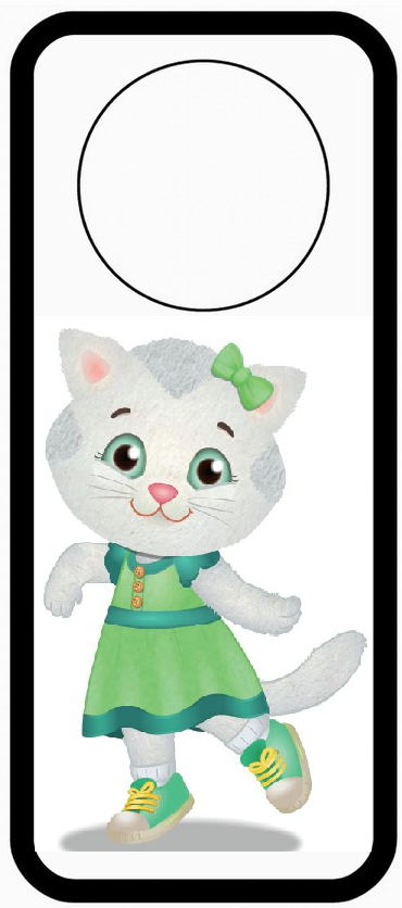 Pin von Crafty Annabelle auf Daniel Tiger Printables | Pinterest