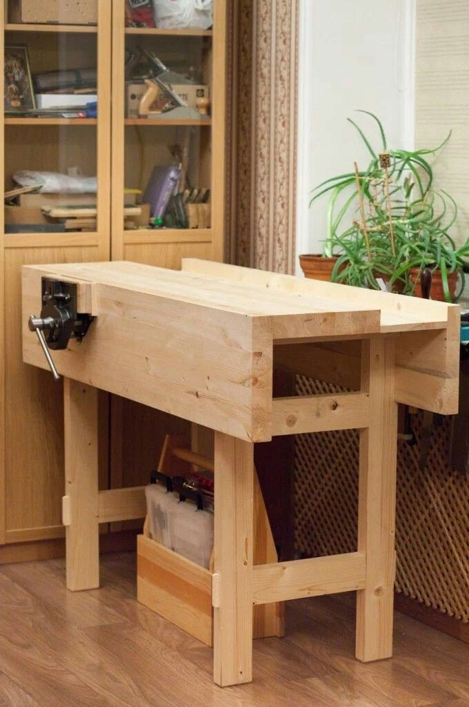 Paul Sellers Bench Gallery Apartment Bench Diy Garage