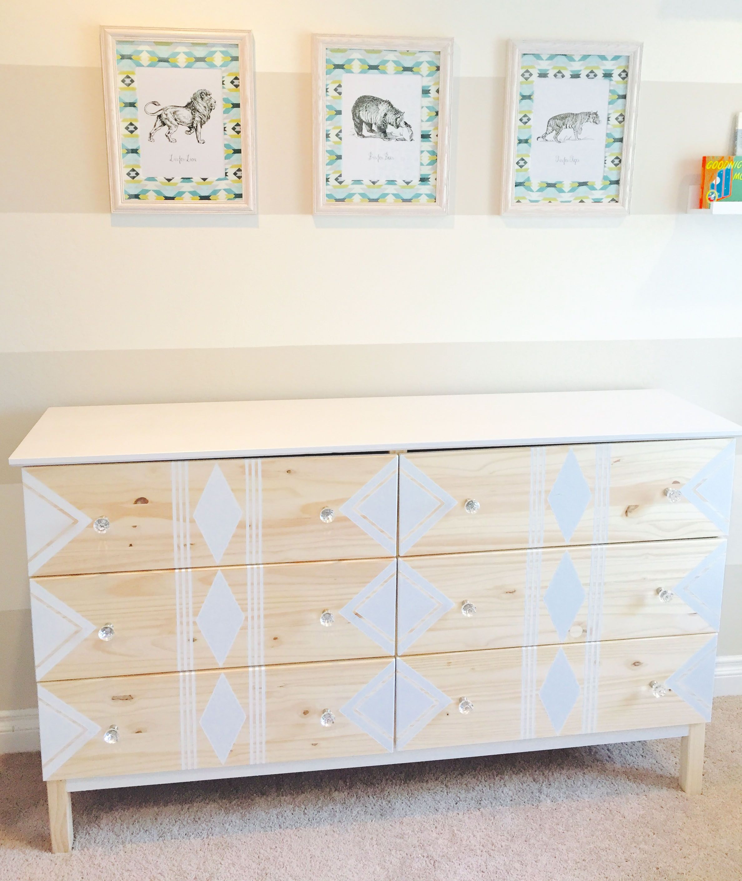 Refurbish Old Dresser Ideas For Painting Dressers Painted