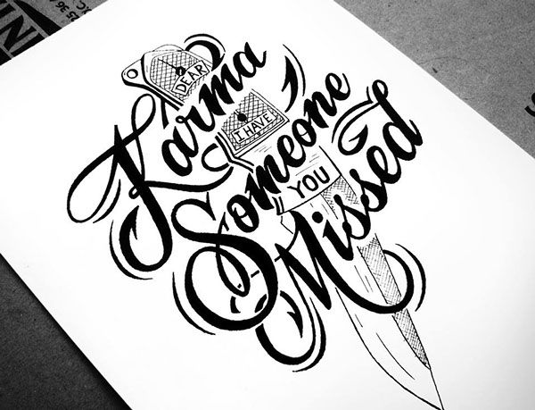 Big Lettering Collection / 2014-1 by NACH OH!, via Behance