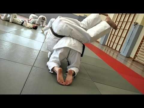Judo Warm Up Partner Compliant 1 Youtube Judo Echauffement