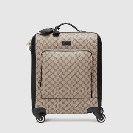 498605f2260 Gucci GG Supreme carry-on in 2019
