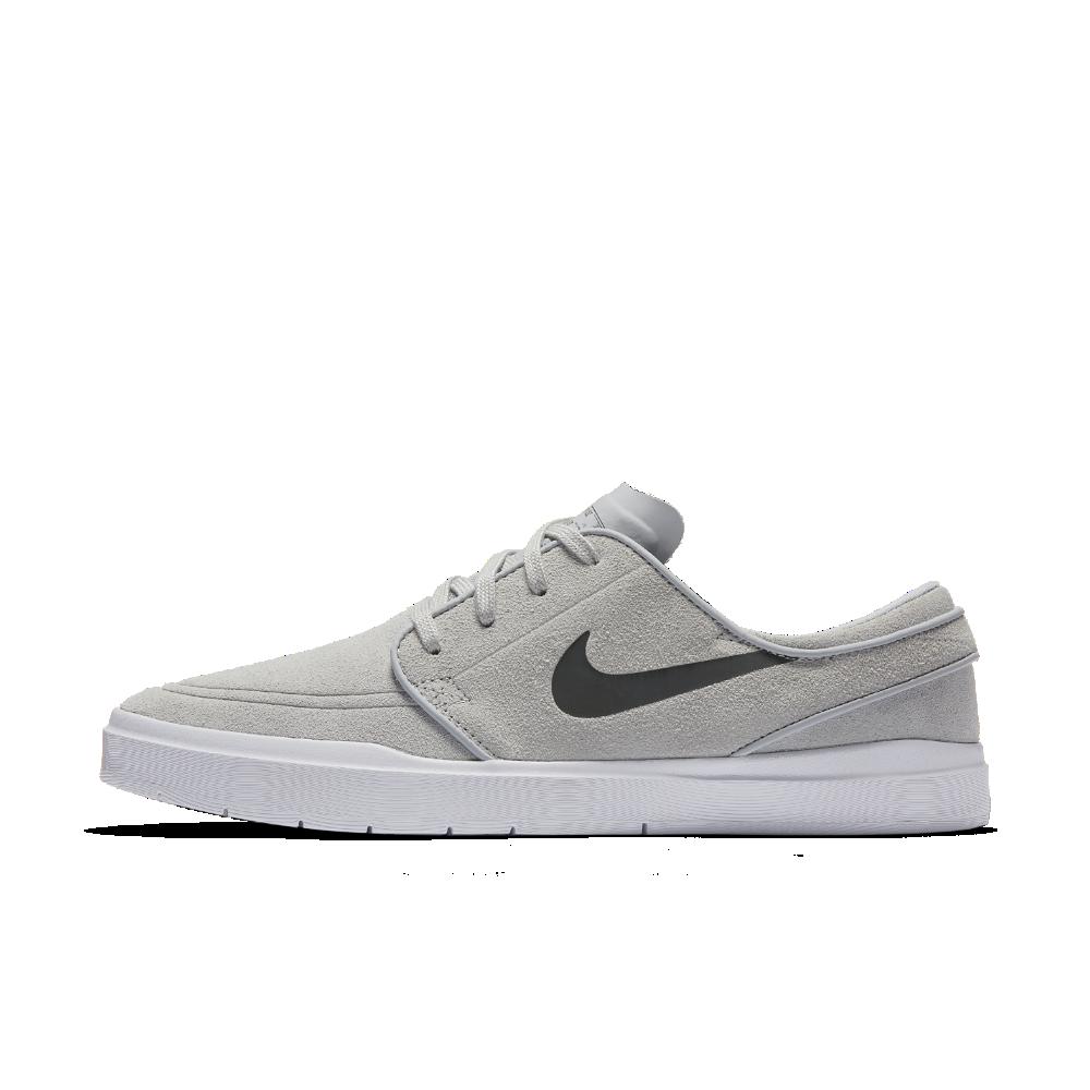 31c03907f60 Nike SB Lunar Stefan Janoski Hyperfeel Men s Skateboarding Shoe Size 10.5  (Grey) - Clearance Sale