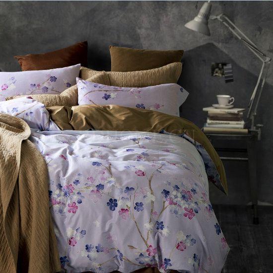 床品套件 100%棉 活性印花 桃瑞 四件套