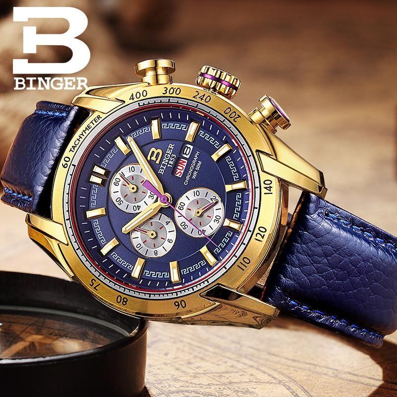Đánh giá về đồng hồ Binger chính hãng có tốt không - Đồng Hồ Trên Amazon Chính Hãng