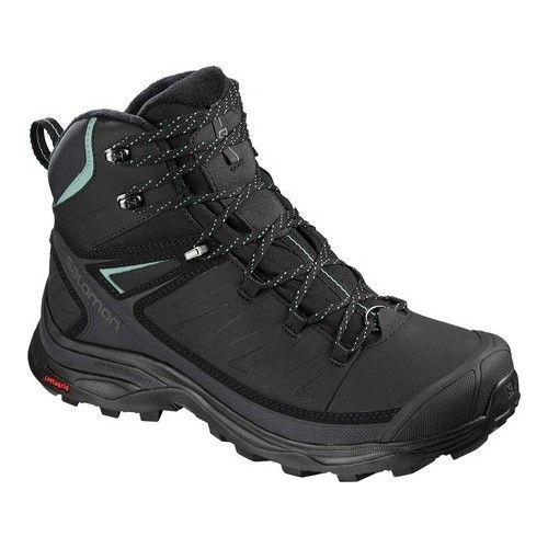 Salomon X Ultra Mid ClimaSalomon Waterproof Winter Boot #hikingtrails