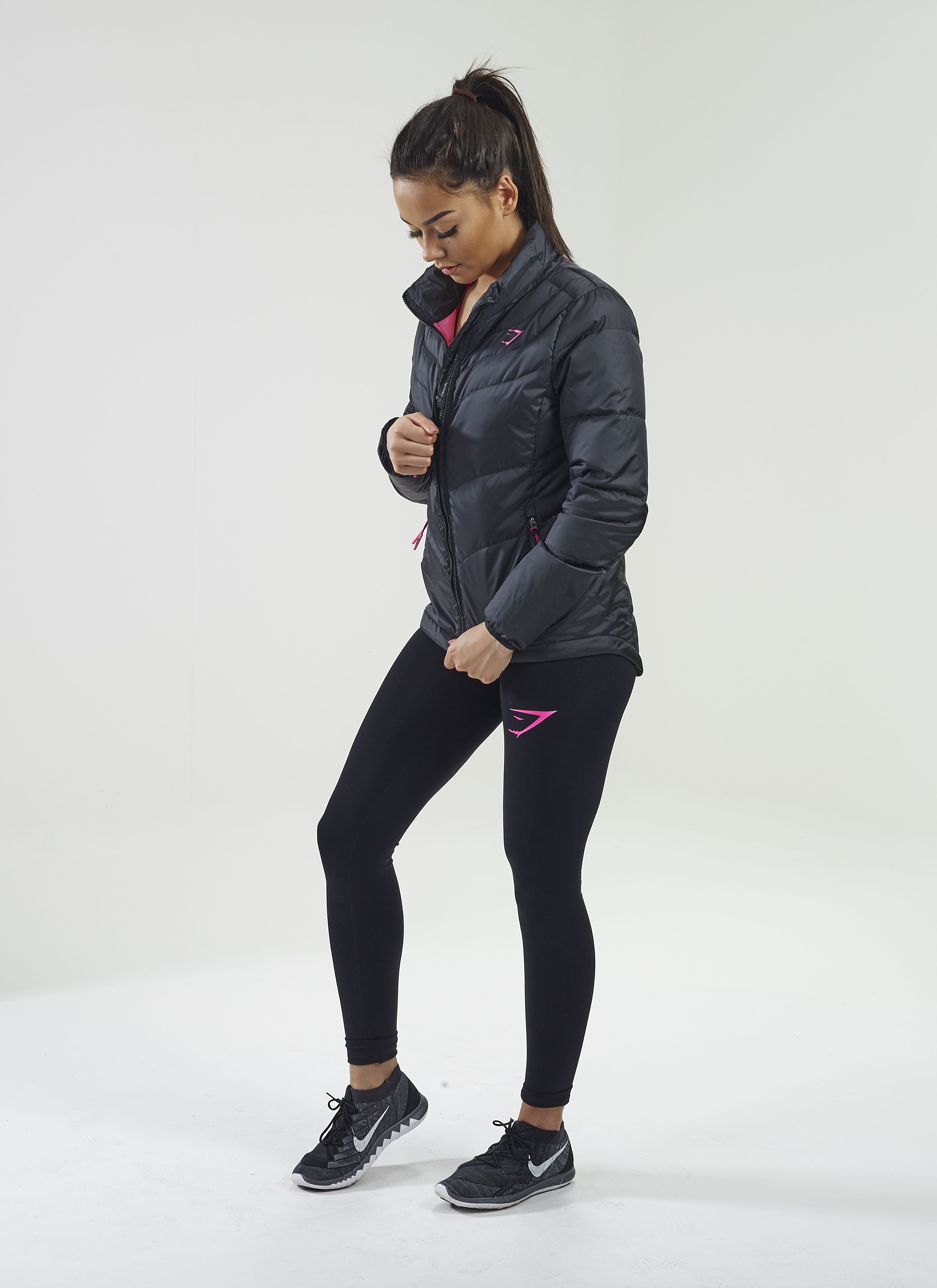 Gymshark Fitted Sector Puffer Jacket Black Order Yours Https Www Gymshark Com Collections Hoodies Jacke Puffer Jacket Black Workout Hoodie Fitness Fashion [ 4834 x 3518 Pixel ]