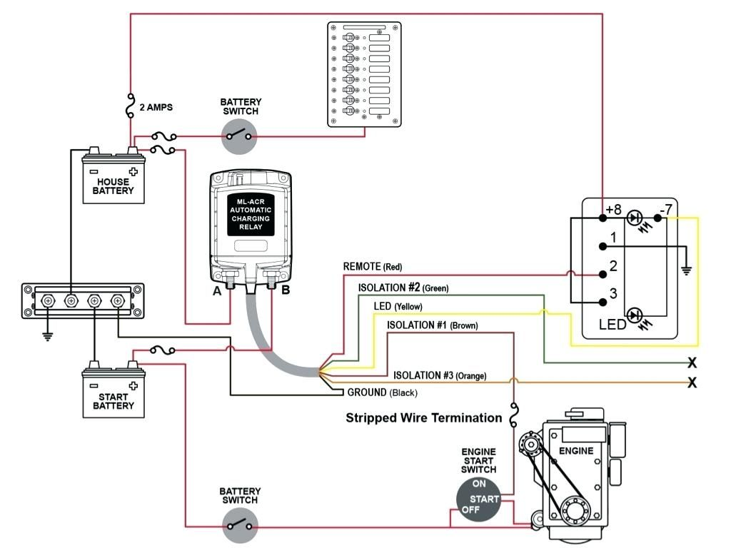 Dual Battery Wiring Diagram For Boat Diagram Switch House Marine Batteries
