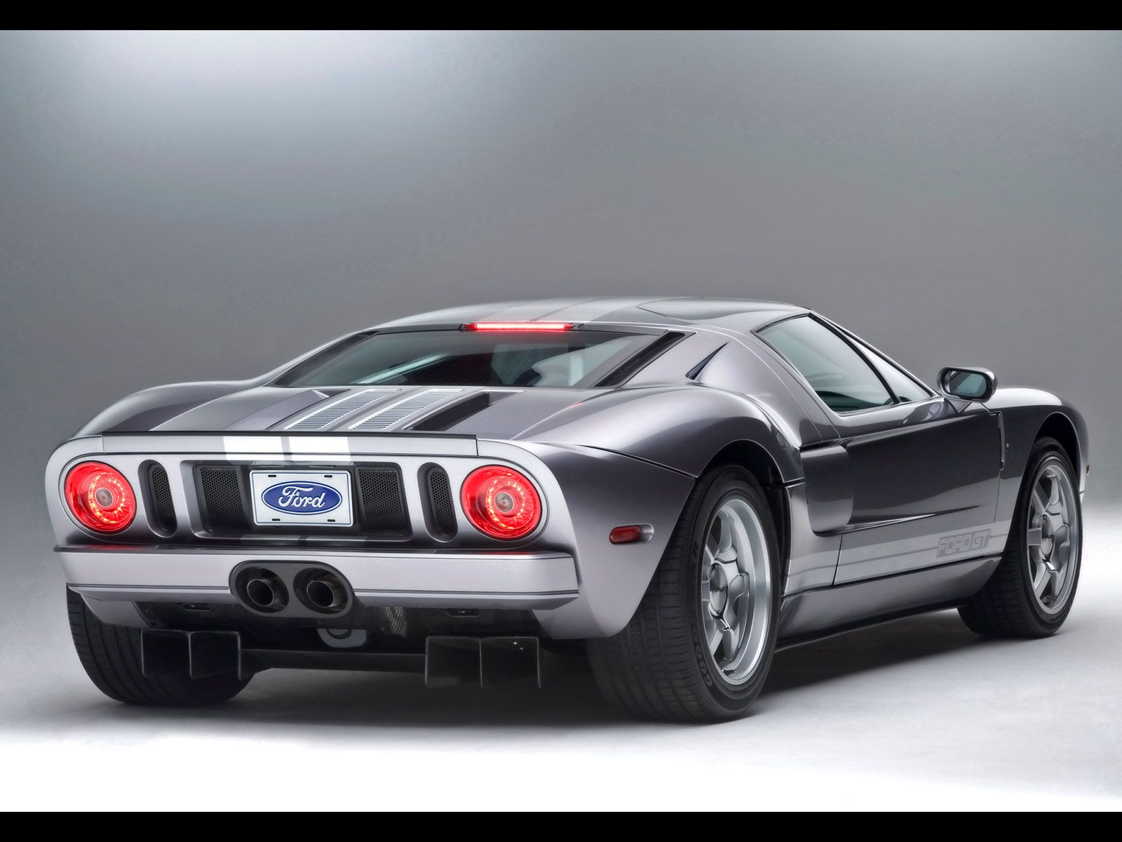 The Ford Gt Ford Gt Sportbilar Ford